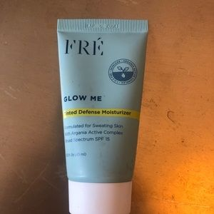 Fré tinted sunscreen